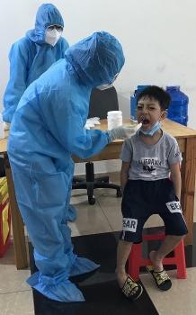 TP Hồ Chí Minh: Gần 100 cư dân Lô A2 chung cư Hưng Ngân có kết quả xét nghiệm Covid-19 âm tính lần thứ nhất