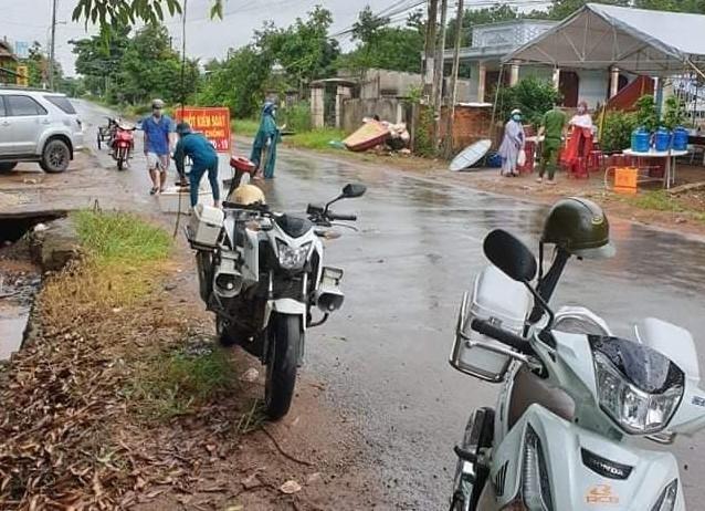 Bà Rịa - Vũng Tàu: Cấm người lao động đi làm bằng xe máy trong thời gian thực hiện giãn cách theo Chỉ thị 16