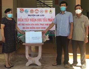 """Huyện An Lão, tỉnh Bình Định:  Quyết giữ """"vùng xanh"""" trong đại dịch"""