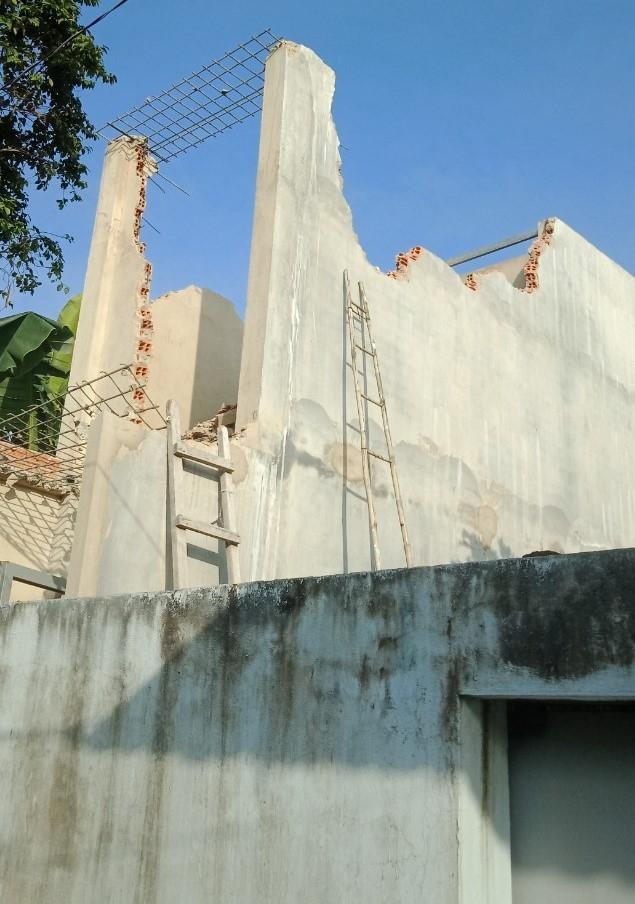 TP Hồ Chí Minh: UBND xã Đông Thạnh cương quyết chặn đứng công trình xây dựng không phép, sai phép