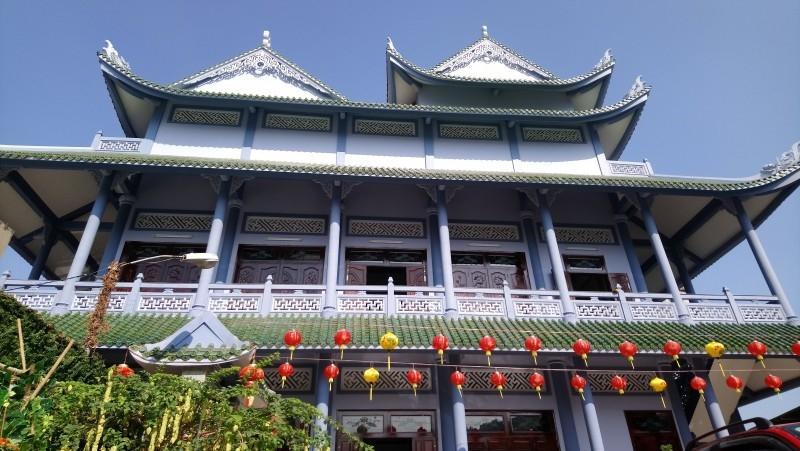 Chùa Liên Trì phát huy những giá trị văn hóa Phật giáo Việt Nam