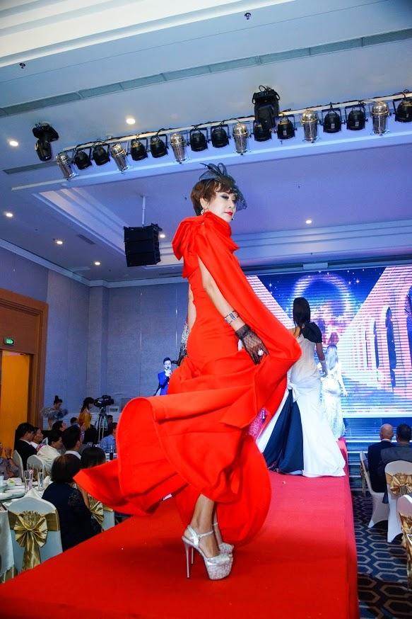 Chương trình đêm hội sắc đẹp 2020