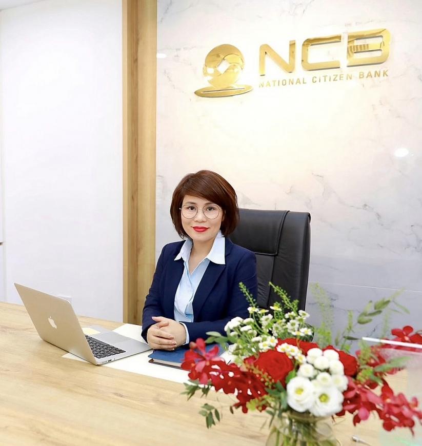 từ ngày 3/8/2021, bà Dương Thị Lệ Hà sẽ đảm nhận vị trí quyền Tổng Giám đốc NCB thay cho ông Phạm Thế Hiệp. Ông Phạm Thế Hiệp vẫn đảm nhận vị trí Thành viên HĐQT NCB