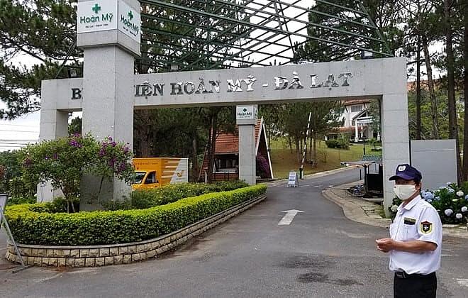 Bệnh viện Đa khoa Hoàn Mỹ Đà Lạt