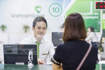 Vietcombank giảm lãi suất tiền vay hỗ trợ khách hàng bị ảnh hưởng đại dịch Covid-19