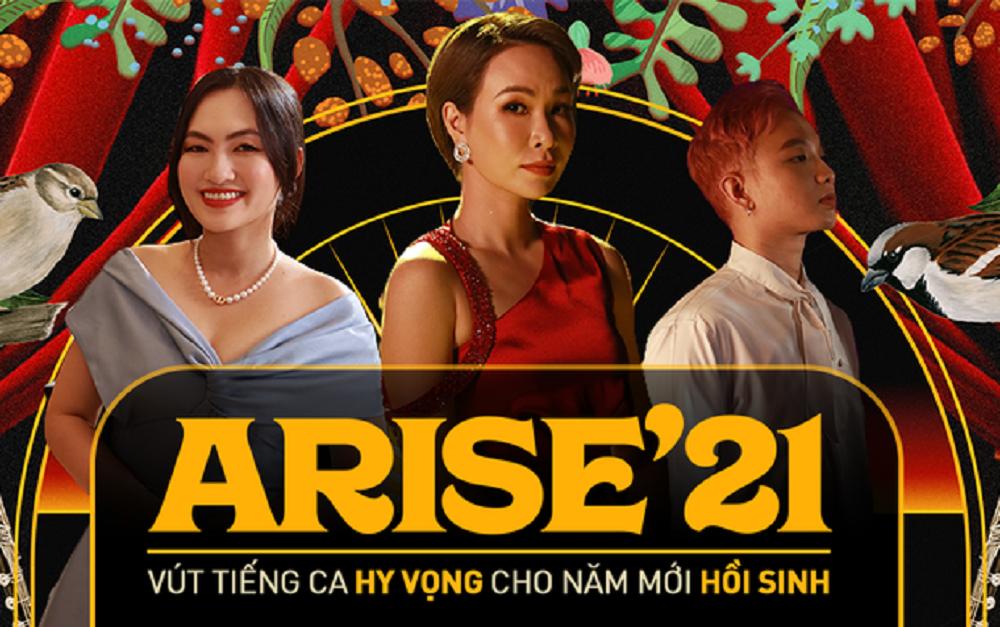 Khán giả nói gì về MV vì cộng đồng Arise'21 – Ta sẽ hồi sinh?