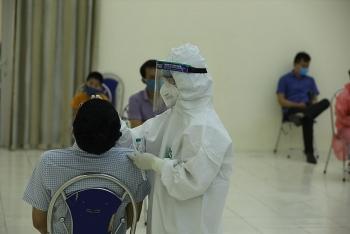Vĩnh Phúc ghi nhận 5 ca dương tính SARS-CoV-2, 1 ca nghi ngờ liên quan chuyên gia Trung Quốc