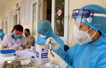 Bệnh nhân Covid-19 ở Hoàng Mai đã đi nhiều nơi, tiếp xúc nhiều người