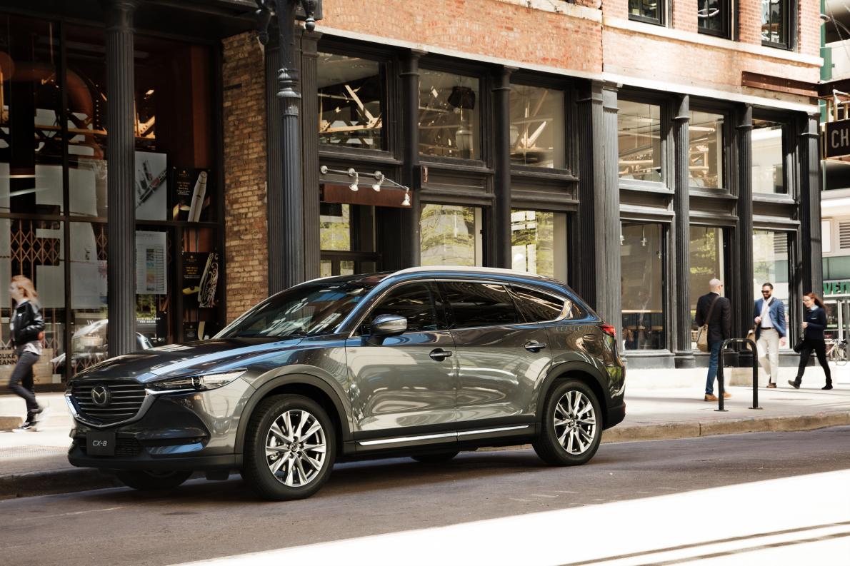 Mazda CX-8: Đa dạng phiên bản phù hợp với mọi nhu cầu