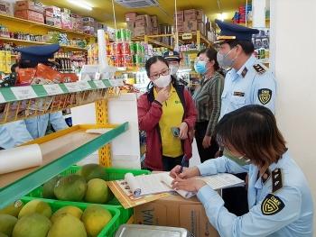 Bán giá sai, một cửa hàng Bách Hoá Xanh bị lập biên bản