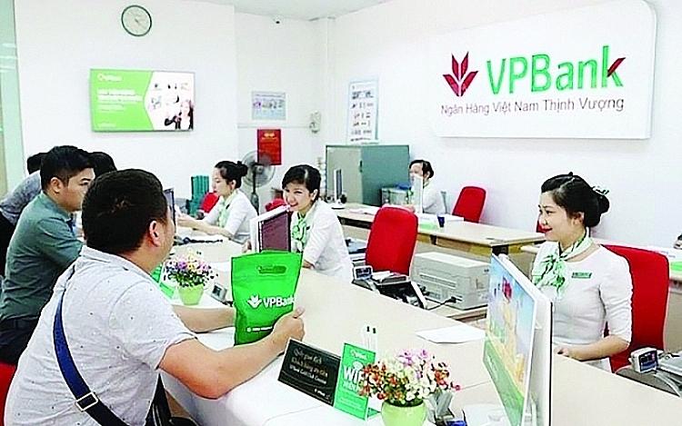 Một hoạt động giao dịch tại VPBANK