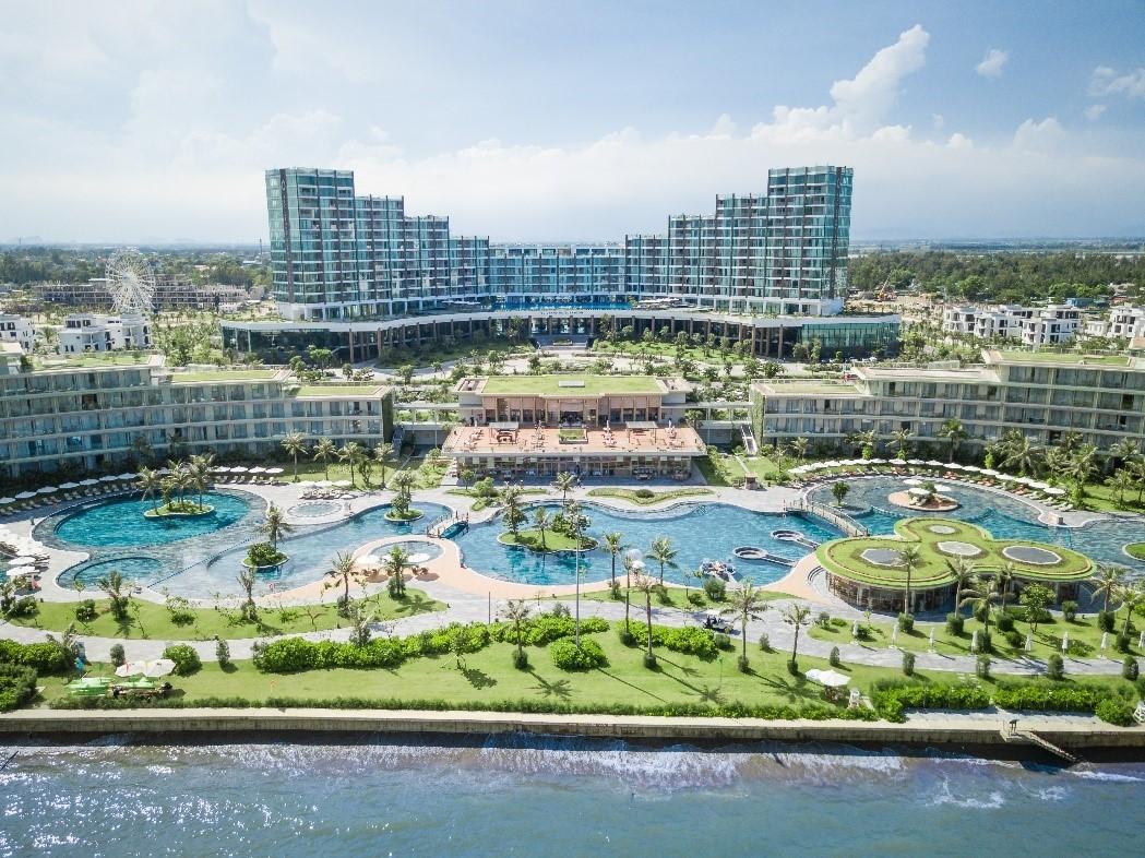 Ấn tượng những khu nghỉ dưỡng biển có kiến trúc độc đáo hàng đầu Việt Nam