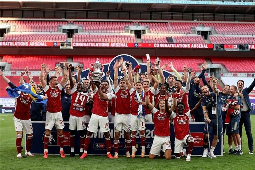 Arsenal vô địch FA Cup và giấc mơ sang trang với ông chủ