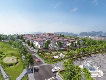 """FLC Grand Villa Halong ra mắt giai đoạn 2 với """"siêu phẩm"""" biệt thự đồi hướng vịnh, sân golf"""