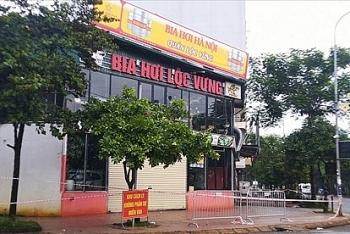 Khẩn: Sở Y tế Hà Nội tìm người đến quán bia Lộc Vừng do liên quan đến ca nghi nhiễm Covid-19