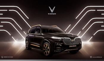 Dòng xe President của VinFast thu hút giới truyền thông quốc tế