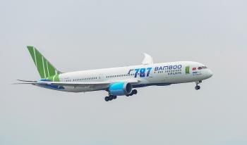 Bamboo Airways tiếp tục dẫn đầu tỷ lệ bay đúng giờ nhất toàn ngành tháng 8/2020