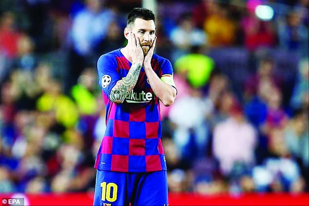 """Man City gặp """"rủi ro"""" lớn nếu chiêu mộ Messi?"""