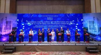 Tập đoàn BRG động thổ và công bố triển khai Dự án Tổ hợp Khách sạn BRG Danang Golf Resort