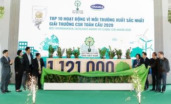 """Hoàn thành cột mốc """"Một triệu cây xanh cho Việt Nam"""""""