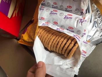 'Gia hạn sử dụng' hơn 3 tấn bánh quy Thổ Nhĩ Kỳ đã hết date