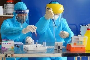 Thêm 81 ca nhiễm Covid-19 trong nước tại 5 tỉnh, thành