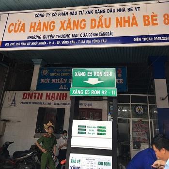 Bà Rịa - Vũng Tàu: Sai phạm trong kinh doanh xăng dầu, 2 cửa hàng bị lập biên bản phạt hơn 400 triệu đồng