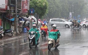 Bắc Bộ, Thanh Hóa và Nghệ An nhiều nơi mưa lớn, cảnh báo nguy cơ lũ quét, sạt lở