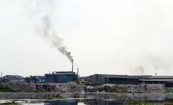 Bắc Ninh: Công ty giấy Phát Đạt bị phạt 476 triệu đồng, đình chỉ hoạt động 4 tháng 15 ngày