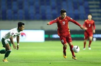 Quang Hải bị treo giò trận Việt Nam gặp Malaysia