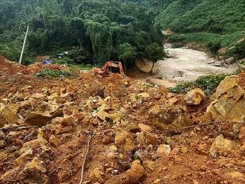 Thủ tướng yêu cầu khẩn trương khắc phục hậu quả sạt lở đất tại Rào Trăng 3
