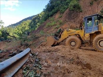 Cập nhật vụ sạt lở đất ở Quảng Nam: Đã tìm thấy 11 thi thể