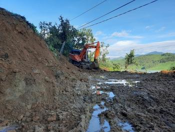 Cập nhật vụ sạt lở đất ở Nam Trà My - Quảng Nam: Tìm thấy 16 thi thể