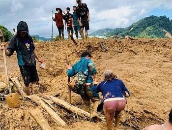 Quảng Nam đề nghị hỗ trợ tiếp tế thực phẩm cho người dân bị cô lập bằng đường hàng không