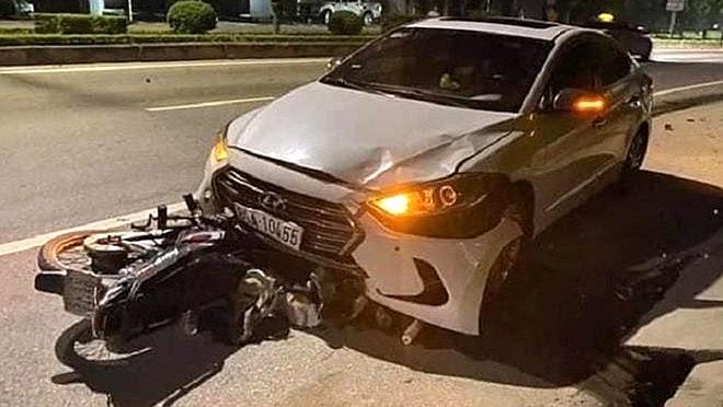 Thanh tra Sở GTVT Hưng Yên lái xe gây tai nạn chết người