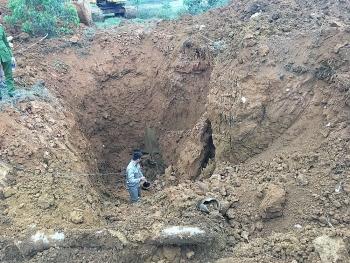 Bắt quả tang Công ty CP Chế biến nông sản BHL Sơn La xả thải ra môi trường