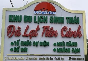 Biến Dự án cải tạo chuồng gà thành Khu du lịch sinh thái Đà Lạt tiên cảnh(!?)