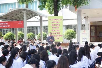 Công tác phòng ngừa ma túy học đường còn yếu và thiếu?