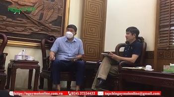 """Viết tiếp vụ việc đất vàng bị """"băm nát"""" tại Công ty CP Cao su Sao Vàng: Các cơ quan chức năng của quận Thanh Xuân có bao che cho sai phạm?"""