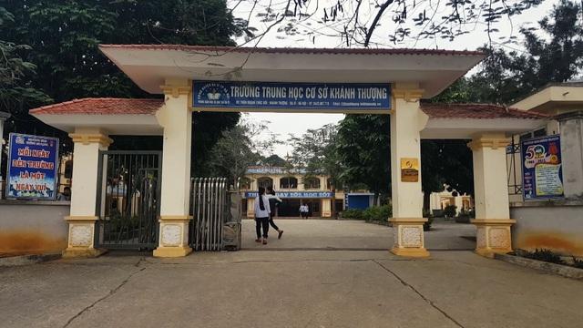Công an điều tra nghi án môi giới mại dâm nữ sinh cấp 2 tại Ba Vì - 2