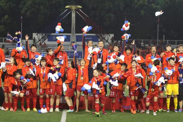 Đội tuyển nữ Việt Nam và tham vọng giành vé dự Olympic 2020 - 1