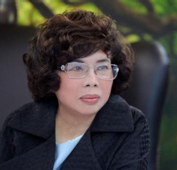 Doanh nhân Thái Hương: 3 lần liên tiếp lọt vào danh sách những phụ nữ có ảnh hưởng nhất Việt Nam