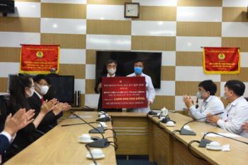 Tập đoàn DOJI ủng hộ 5 tỷ đồng chung tay chống dịch COVID -19