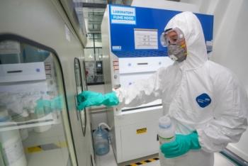 Vingroup bắt tay vào sản xuất máy thở và máy đo thân nhiệt
