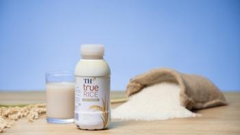 Nước gạo rang TH true RICE vị ngọt mát lành từ thiên nhiên, bí quyết đầy năng lượng cho ngày nắng nóng