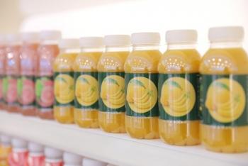 Nước trái cây xay Xoài Chuối tự nhiên: Bữa phụ tiện lợi mỗi ngày
