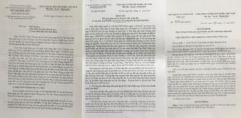 Tỉnh Thái Bình: Cần khởi tố vụ lừa đảo chiếm đoạt Công ty TNHH Gamigas