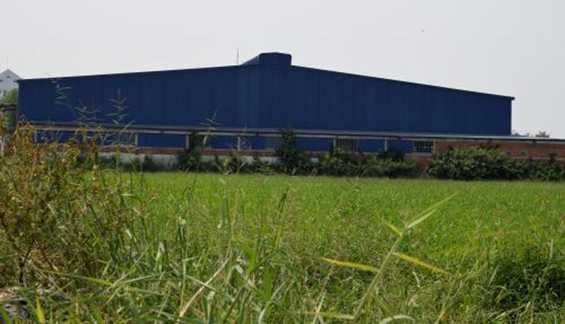 Huyện Hóc Môn, TP Hồ Chí Minh: Chính quyền thờ ơ việc nhà xưởng không phép trên đất nông nghiệp