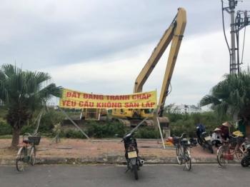 Hải Phòng: Người dân bất bình vì dự án nhà ở xã hội triển khai trên đất từng dành cho trường học