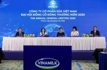 Vinamilk vẫn đặt mục tiêu tăng trưởng dương trong năm 2020 dù khó khăn do Covid-19